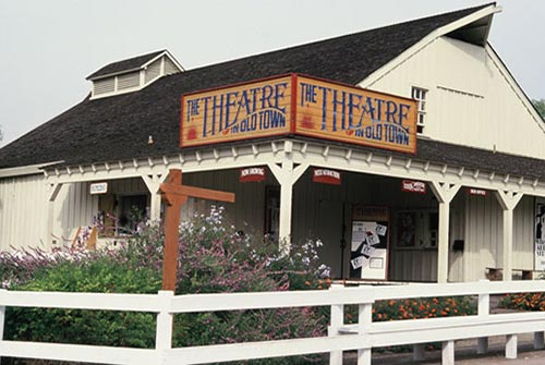 The Theatre in Old Town