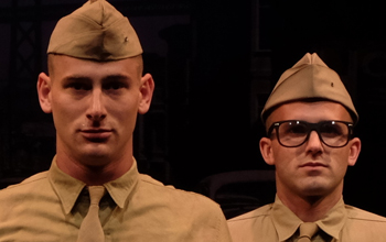 Cygnet Theatre Military Tickets