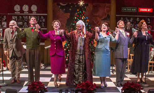 A Christmas Carol Play.A Christmas Carol A Live Radio Play Cygnet Theatre
