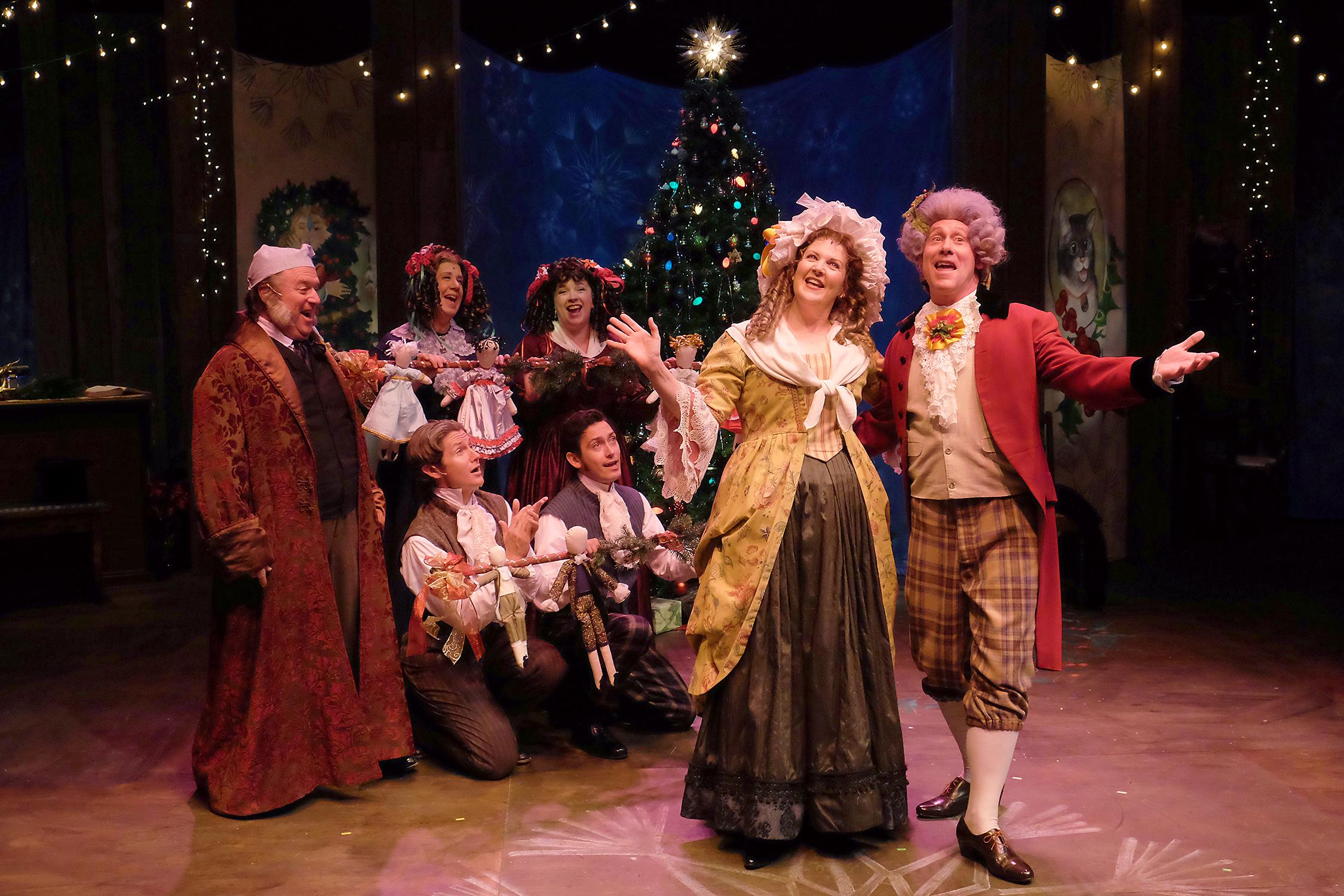 A Christmas Carol - Cygnet Theatre
