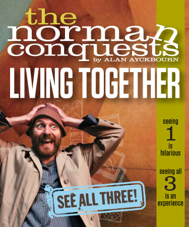 The Norman Conquests:<br>Living Together