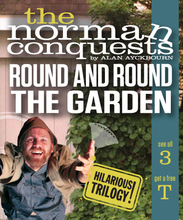 The Norman Conquests:<br>Round and Round the Garden