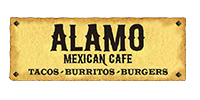 Logo Alamo Mexican Cafe