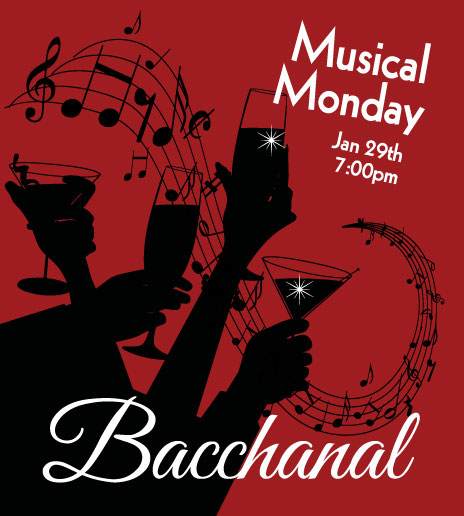 poster-Musical Monday: Bacchanal