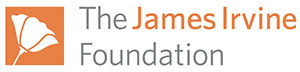 Logo - The James Irvine Foundation