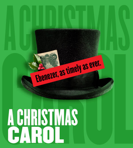 A Christmas Carol Cygnet Theatre