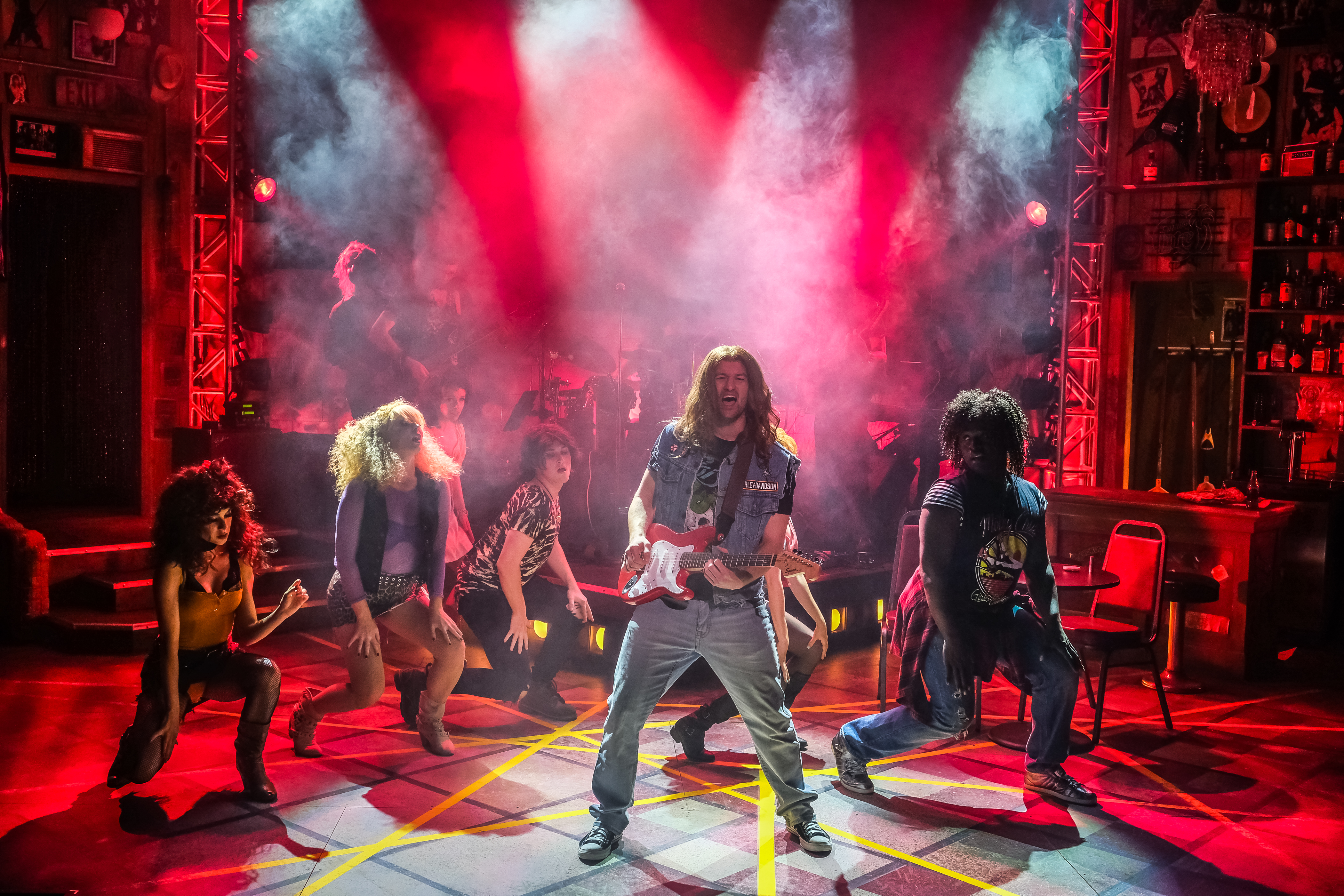Rock of Ages - Cygnet Theatre